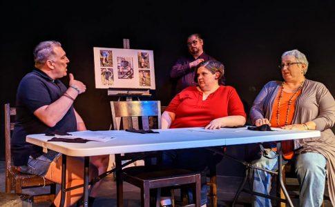 Bad Neighbors by Ava Love Hanna at Hyde Park Theatre